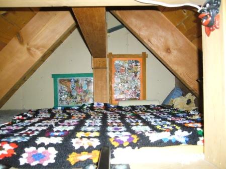 Inside the Loft